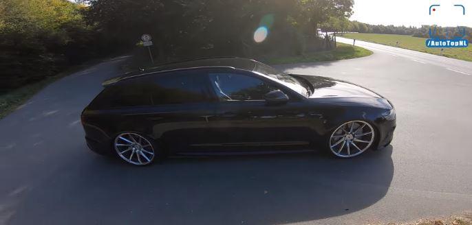 Audi RS6 klasen
