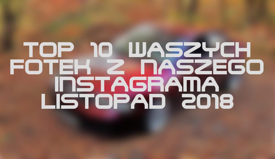 top 10 listopad